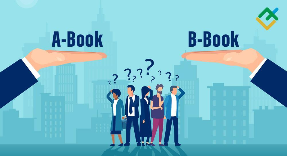 What types of forex brokers exist? What is the difference between A-Book and B-Book brokers?