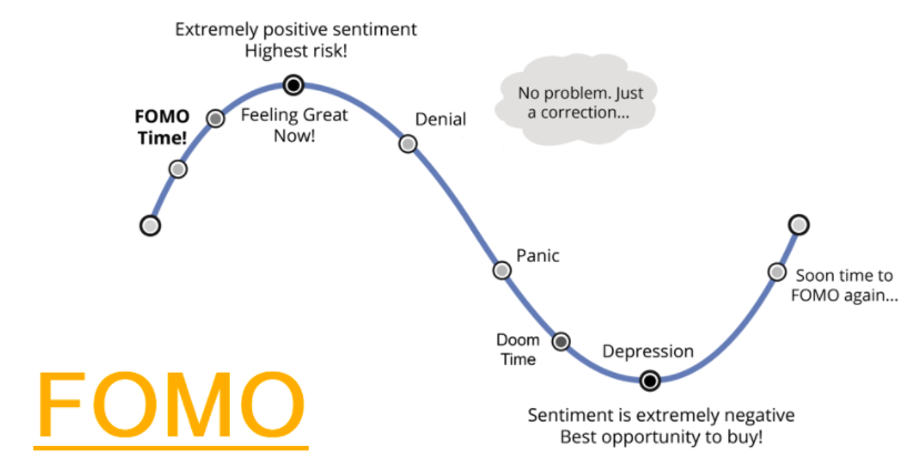 FOMO is the fear of missing out. How does FOMO affect trading?   Liteforex